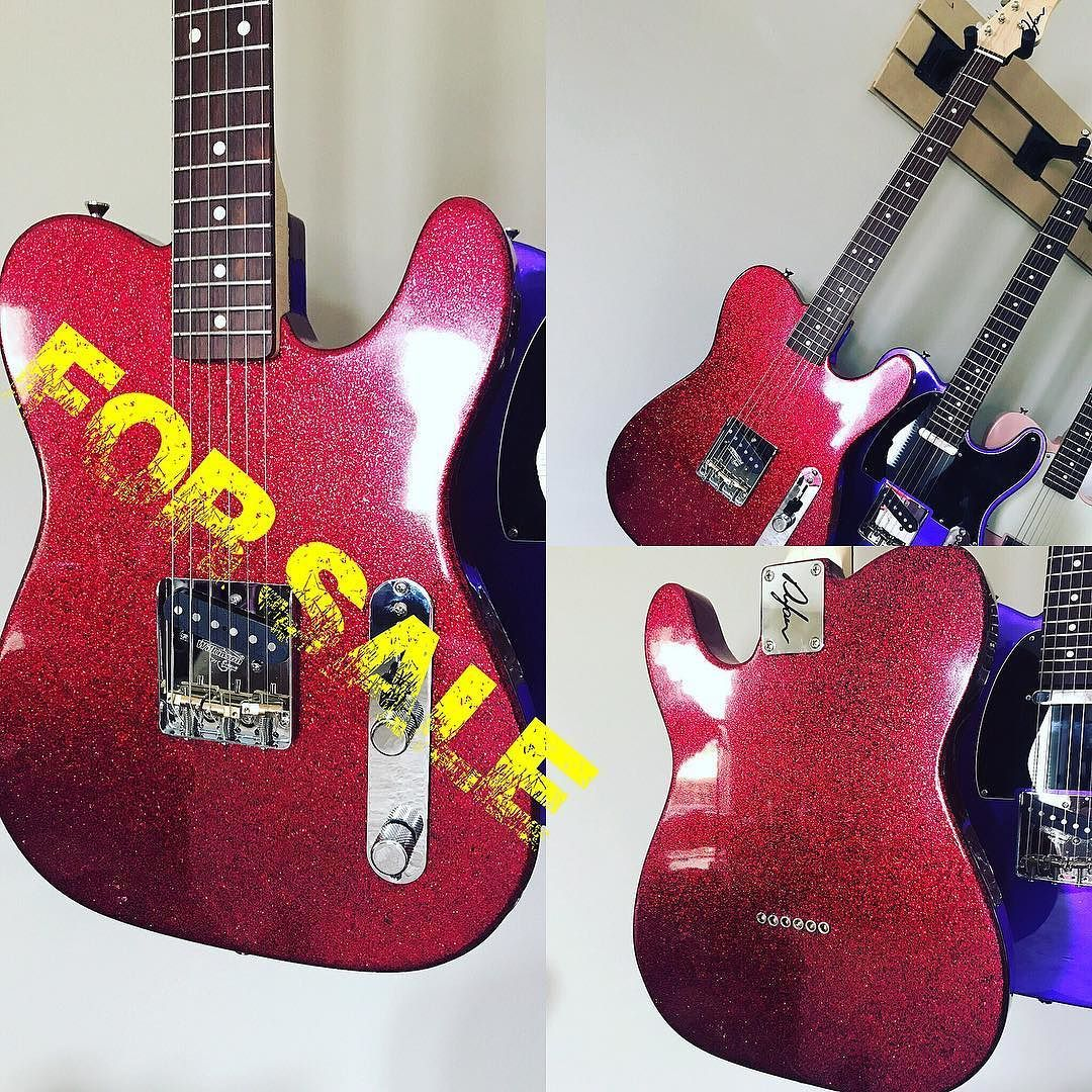 Dylancustomguitars Esquire Telecaster Forsale We Could Add A Neck