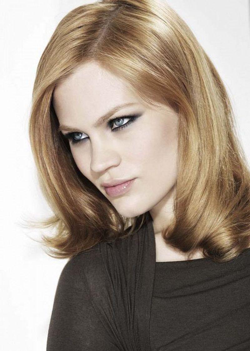 Http Hair Care Cc صور قصات شعر حلوه من احلى التسريحات ال Http Hair Care Cc Strawberry Blonde Hair Color Medium Hair Styles Medium Length Hair Styles
