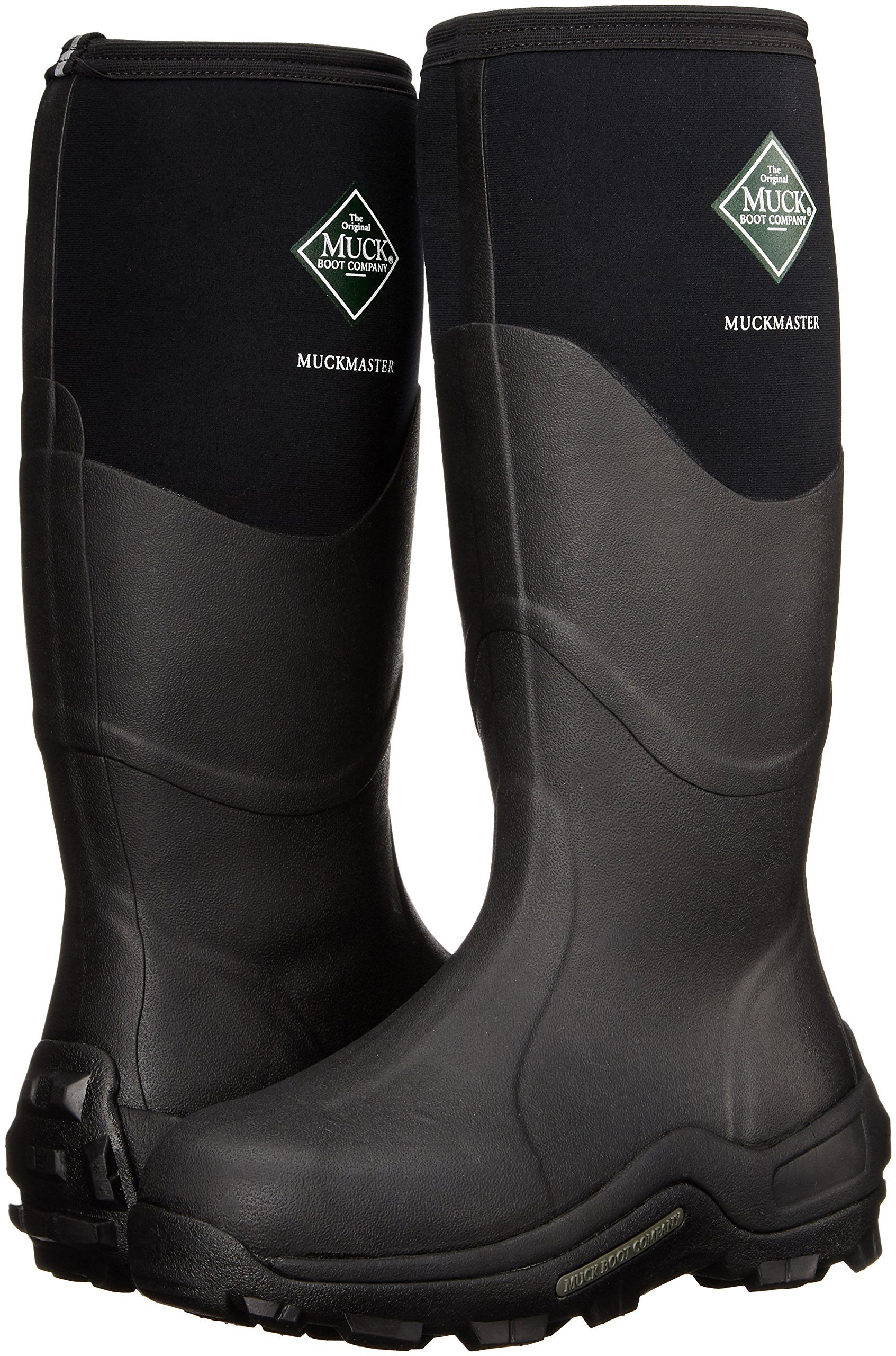 e726b4ae7 The Original MuckBoots Adult Muckmaster HiCut BootBlack10 M US Mens/11 M US  Womens ** Continue to the product at the image link. (This is an affiliate  link) ...