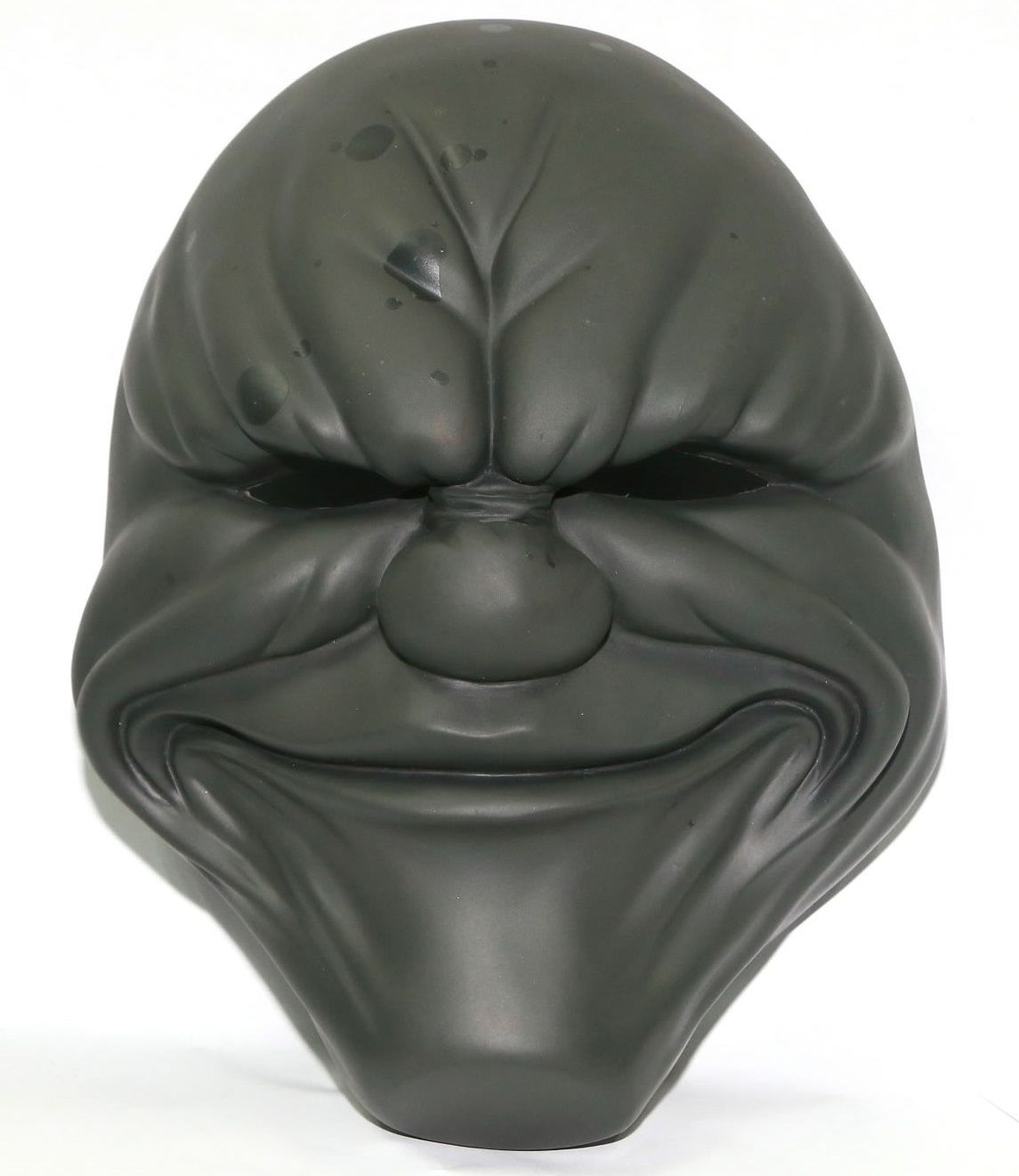 Would you like to wear the payday mask? http://www.paydaymask.com ...