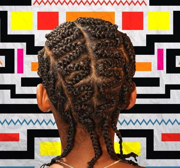 35 Great Natural Hairstyles For Black Women Pictures Slodive African American Braided Hairstyles Kids Braided Hairstyles Black Kids Hairstyles