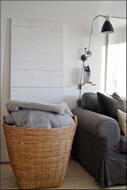 top 12 living room storage baskets  blanket storage