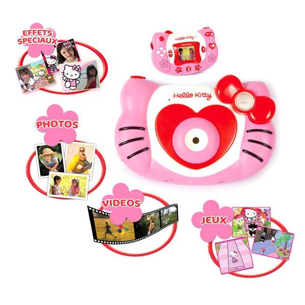 Appareil Photo Numérique Hello Kitty prix promo Jouet Discount 69,99 € TTC au lieu de 79.99 €