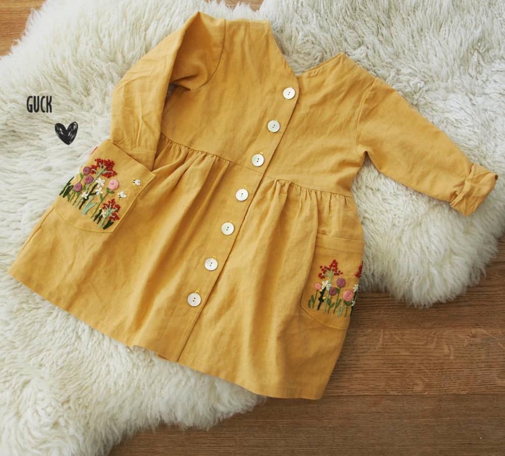 Pin auf Kinderkleidung nähen