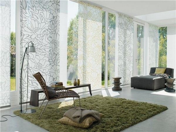 Japanese curtains will liven up your home   Home Decor   Pinterest ...