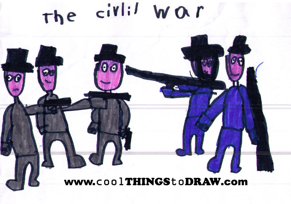 The Civil War, LOL.