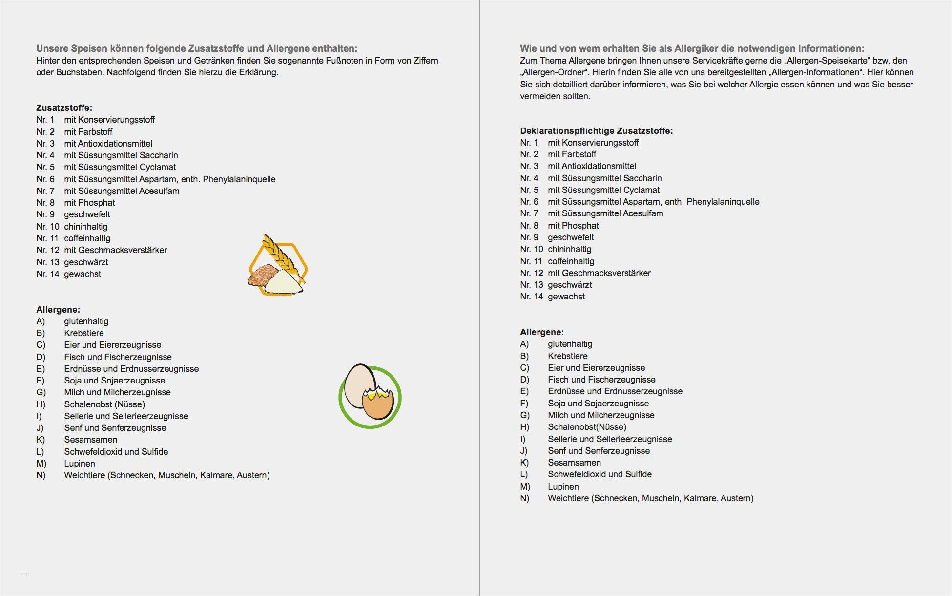 Gratis Downloads Kennzeichnung Von Lebensmitteln 13