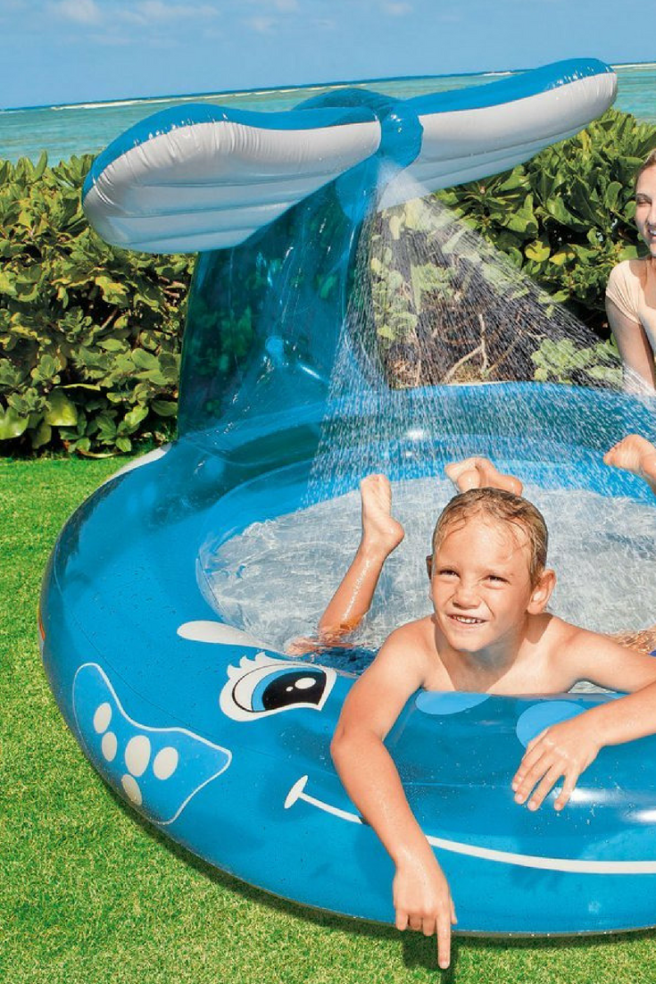 The Best Backyard Pools On Amazon According To Hyperenthusiastic Reviewers Pool Backyard Pool Best Above Ground Pool