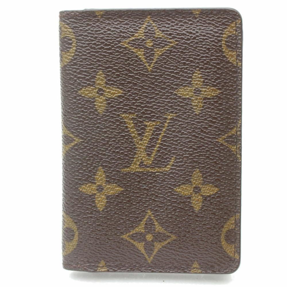 c659137e3637 Authentic Louis Vuitton Card Case Brown Monogram 360488  fashion  clothing   shoes  accessories  womensaccessories  iddocumentholders (ebay link)