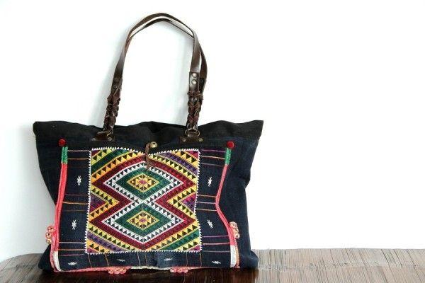 maxi sac litjiang sac main artisanal pinterest. Black Bedroom Furniture Sets. Home Design Ideas