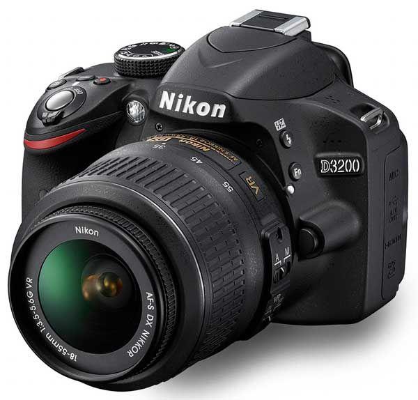 how to use nikon d3200 camera
