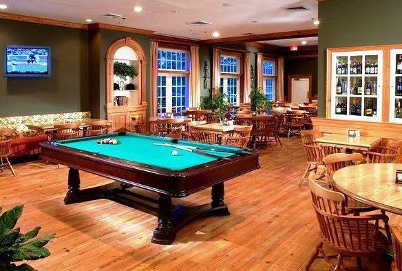 Hunt Room The Founders Inn And Spa Virginia Beach Va