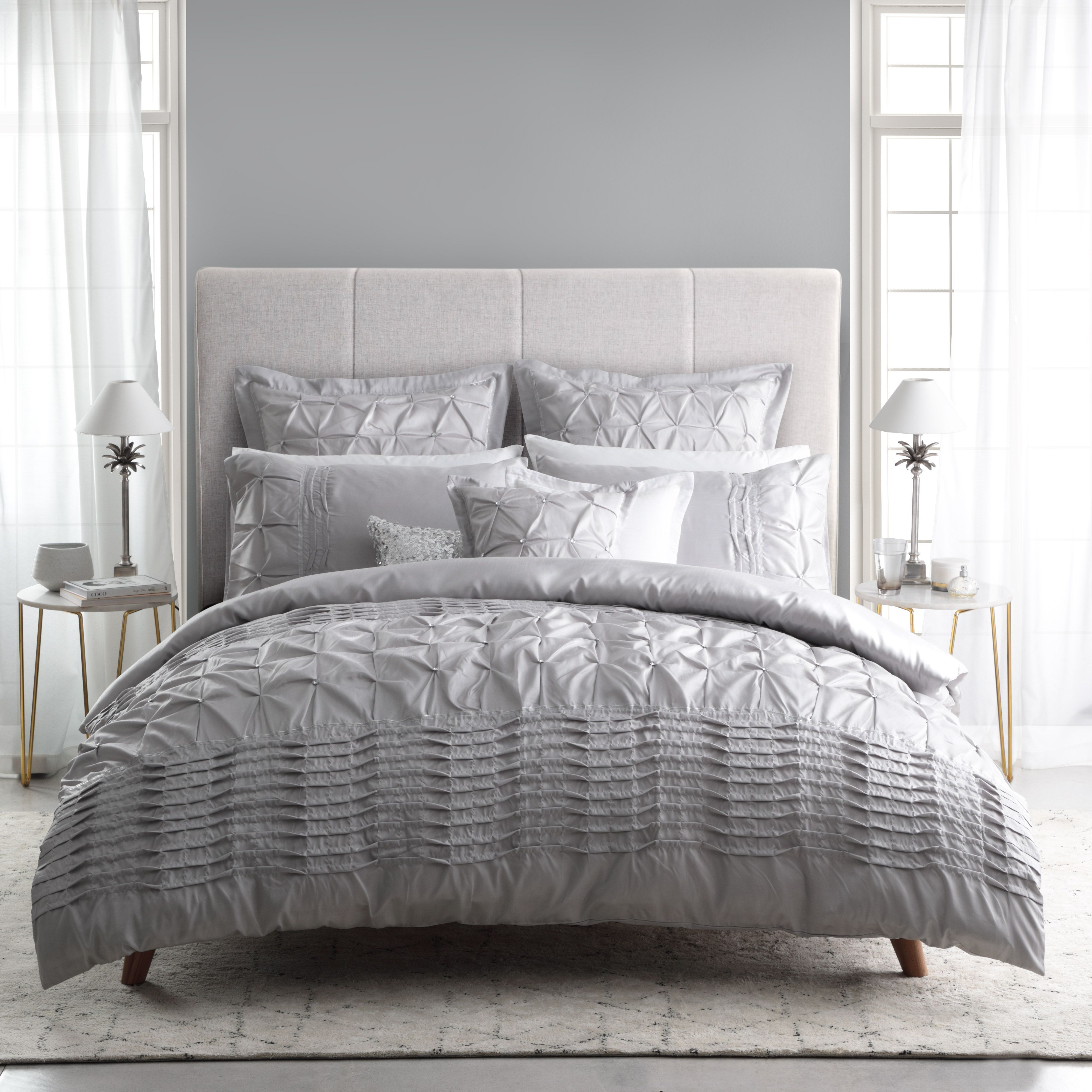 Francesca Silver adds instant glamour to the bedroom