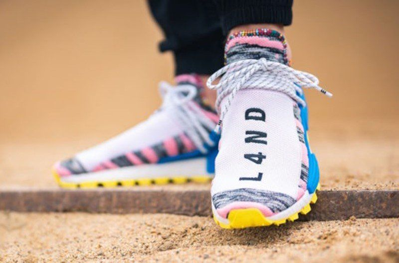 Pharrell NMD HU Solar Pack Mother Review!