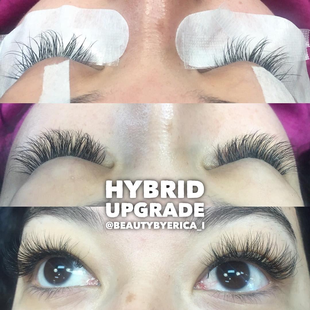 Goddess Beauty Lounge Hybrid Eyelash Lash Extensions Bay