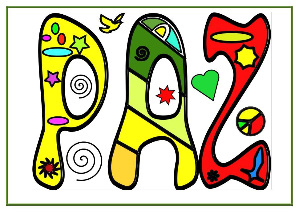 Día De La Paz Galería De Dibujos Y Carteles Niños Del: Recursos Para El Aula: Carteles Día De La Paz
