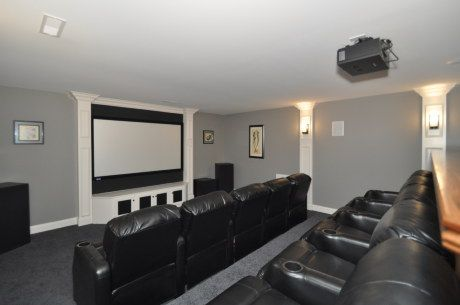 At home theater!!