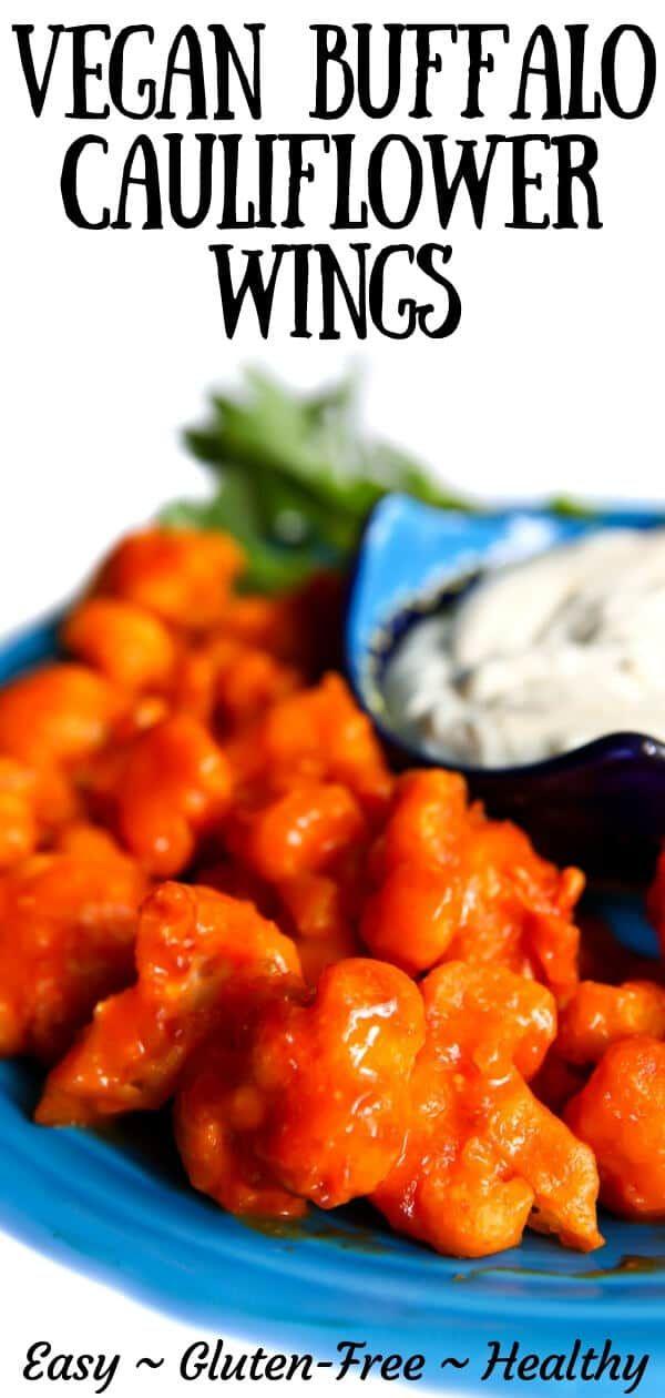 Photo of The BEST Vegan Cauliflower Nuggets!