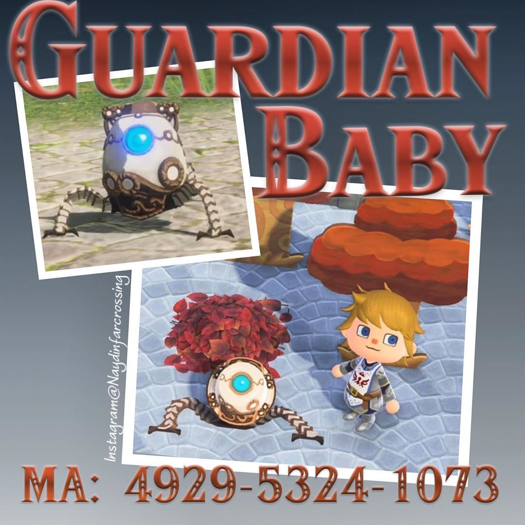 Naydinfarcrossing On Instagram The Guardian Baby Also Known As Baby G Eggbot And Baby Egg I Had To Make This After Hyrule Warriors Baby G Calamity