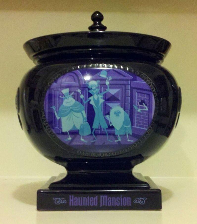 Disneyland Haunted Mansion 40th Anniversary Event Cookie Jar Shag