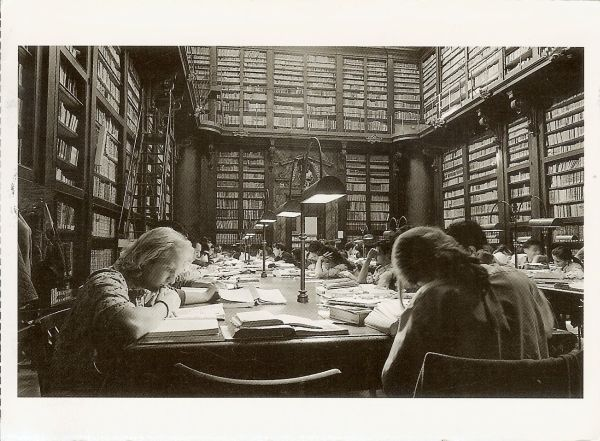 A Postcard a Day: For the love of libraries