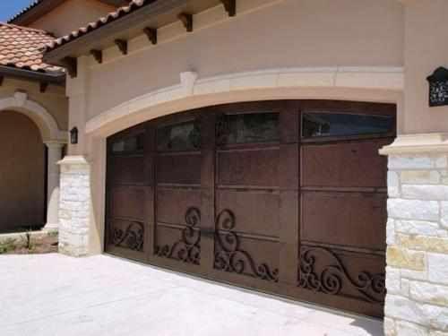 Garage Door Sensation 40 Wrought Iron Doors Windows Gates