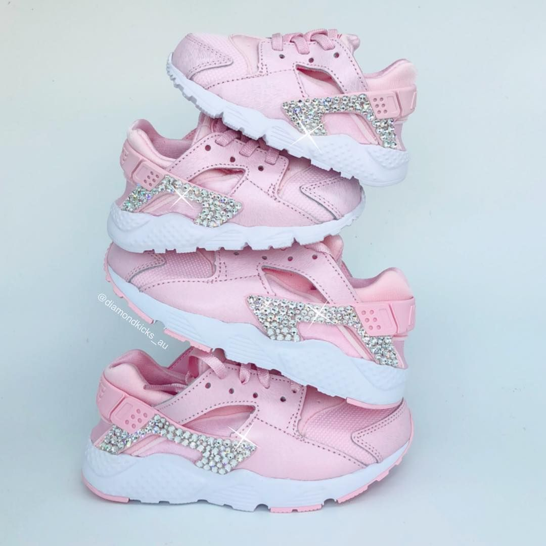 Nike Baby / Toddler Huarache in Pink