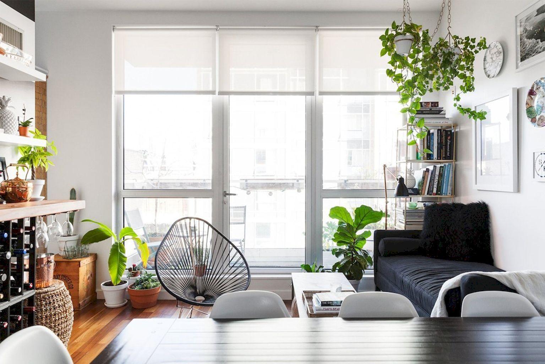 Nice 70 Elegant Scandinavian Interior Decorating Ideas for Small ...