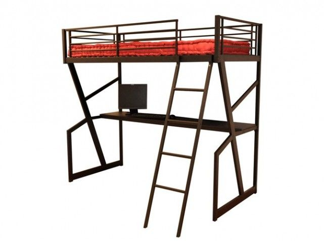 but lit mezzanine laura id es chambre pinterest. Black Bedroom Furniture Sets. Home Design Ideas