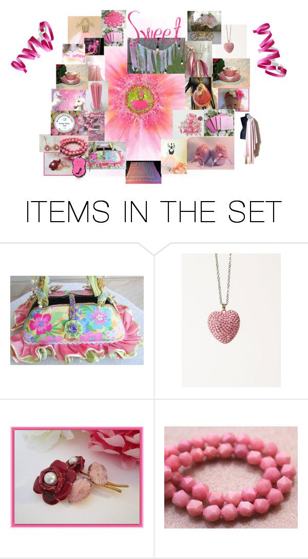 FRU Sweet Things by stacey-nap on Polyvore featuring art