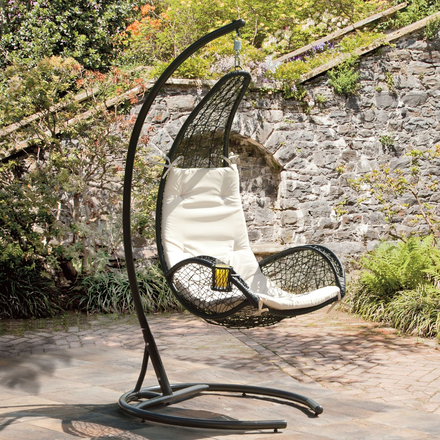 Suntime Curve Hanging Chair. See more at - http://www ...