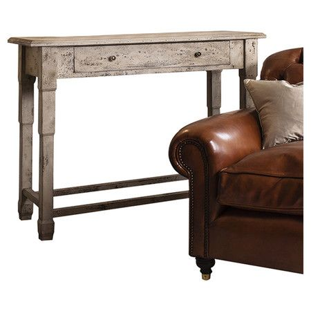 Found it at Wayfair.co.uk - Clayton Console Table in Distressed Cream