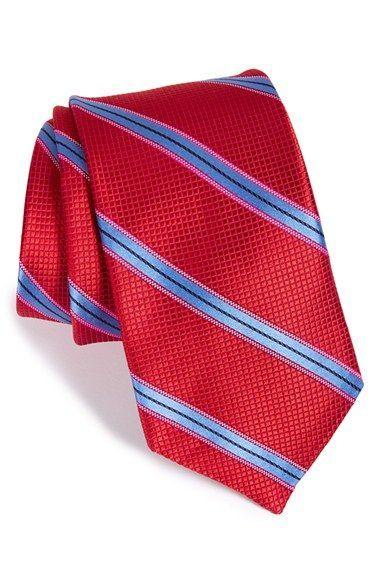 Ted Baker London 'Sutton Stripe' Silk Tie