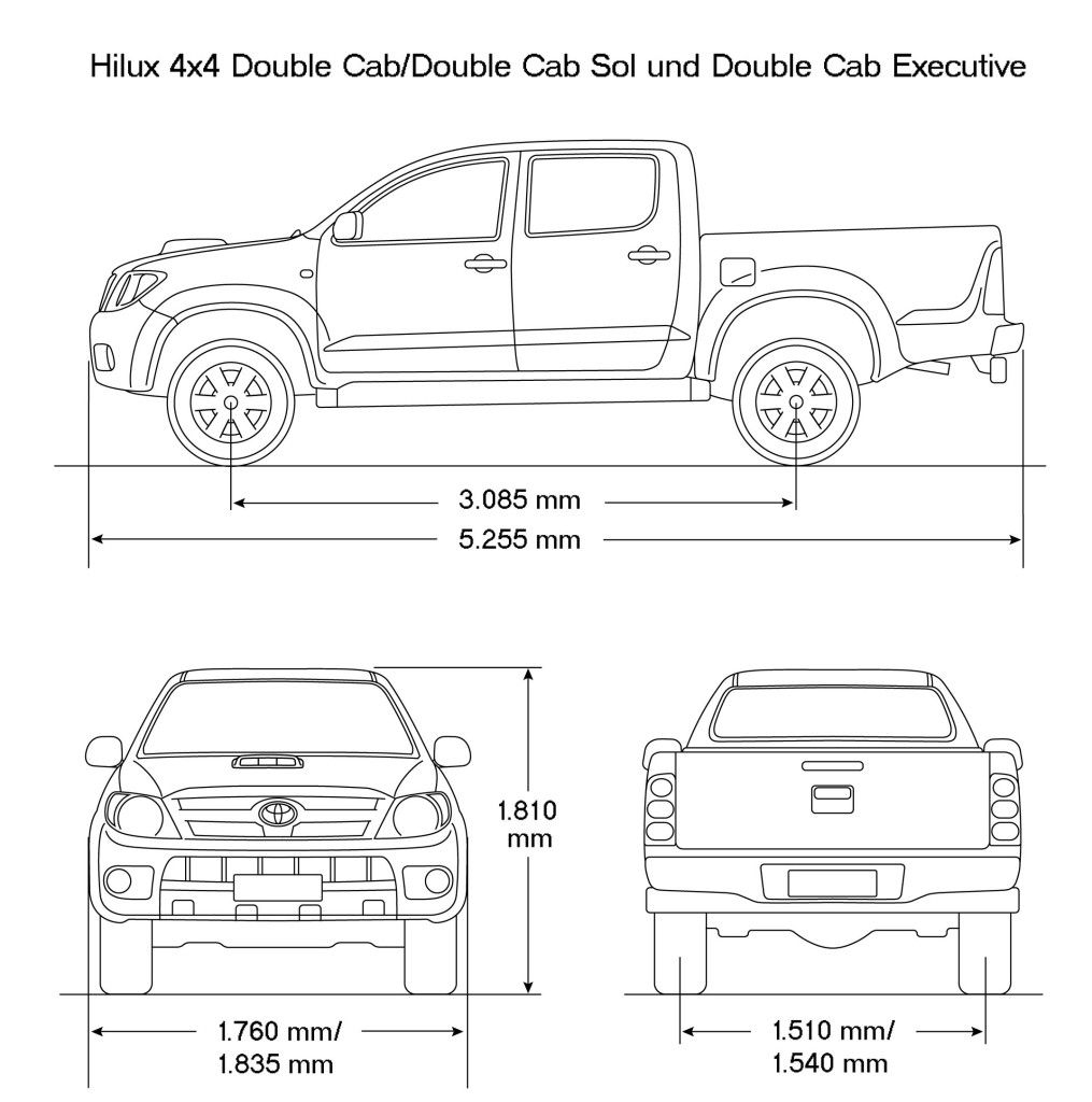 Kelebihan Toyota Hilux 2008 Murah Berkualitas
