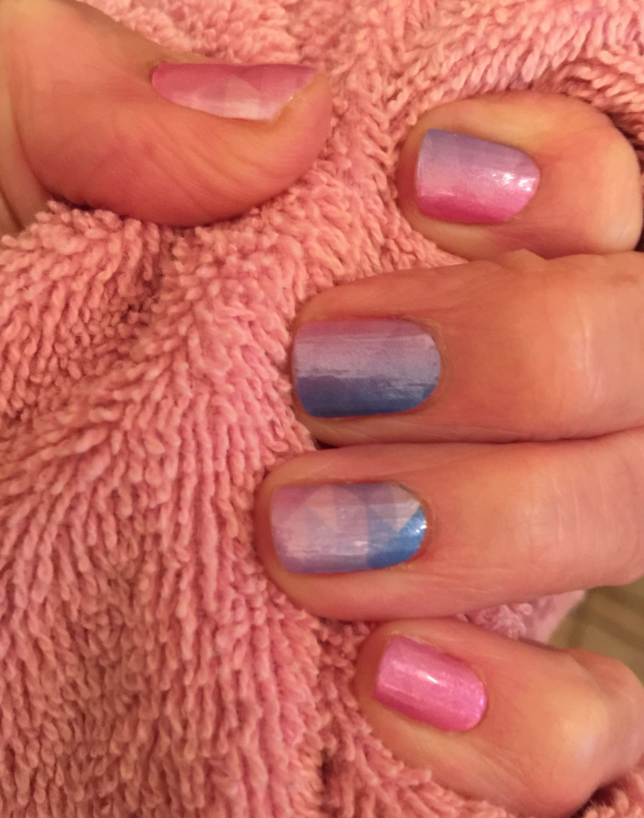 Wraps From The Flamingo Lady Rachel Nails Color Street Color