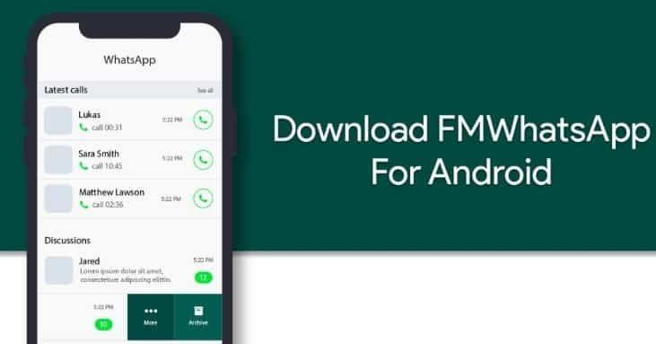 Download Fmwhatsapp Fmwa Terbaru V8 5 Anti Ban Latest Version 15 Best Whatsapp Mod Apps For Android Updated Feb 2020 Download Whats Version Android Mod App