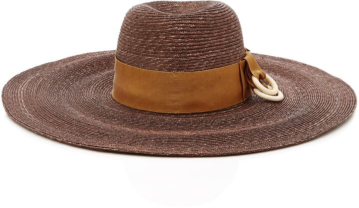 Carol Straw Hat Littledoe