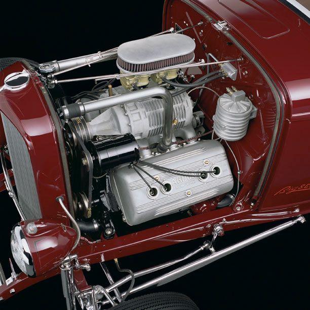 V8 Engine Good Or Bad: Jorge-zaragoza 1932 Ford-roadster With Ardun Overhead
