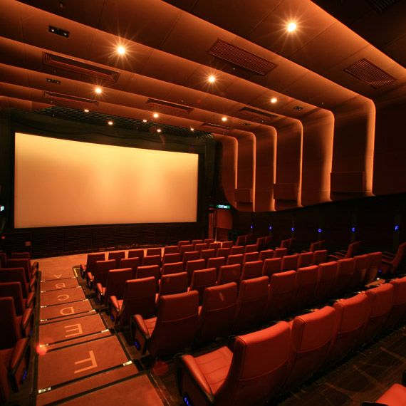 AMC Pacific Place Cinema / James Law Cybertecture / Hong