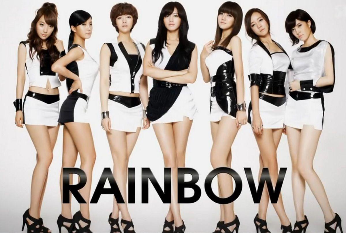 rainbow kpop