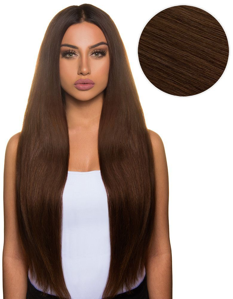 Magnifica 240g 24 Chocolate Brown 4 Hair Extensionz Pinterest