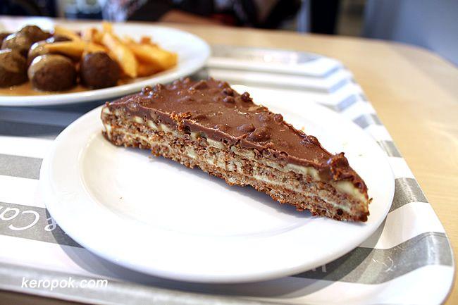 IKEA Daim-Torte | Kochen & Backen süß | Pinterest | Kuchen rezepte ...