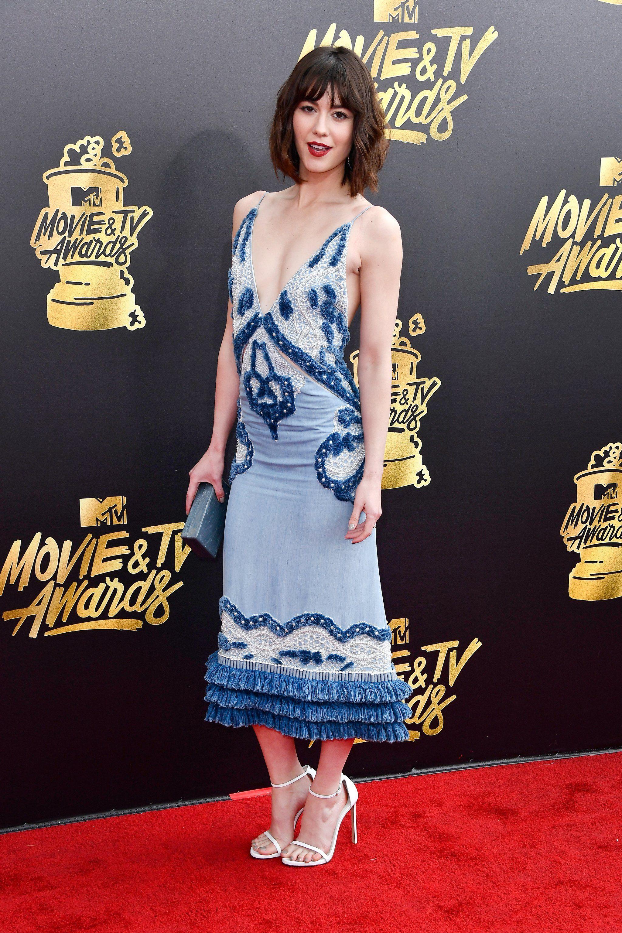 Mary Elizabeth Winstead Red Carpet