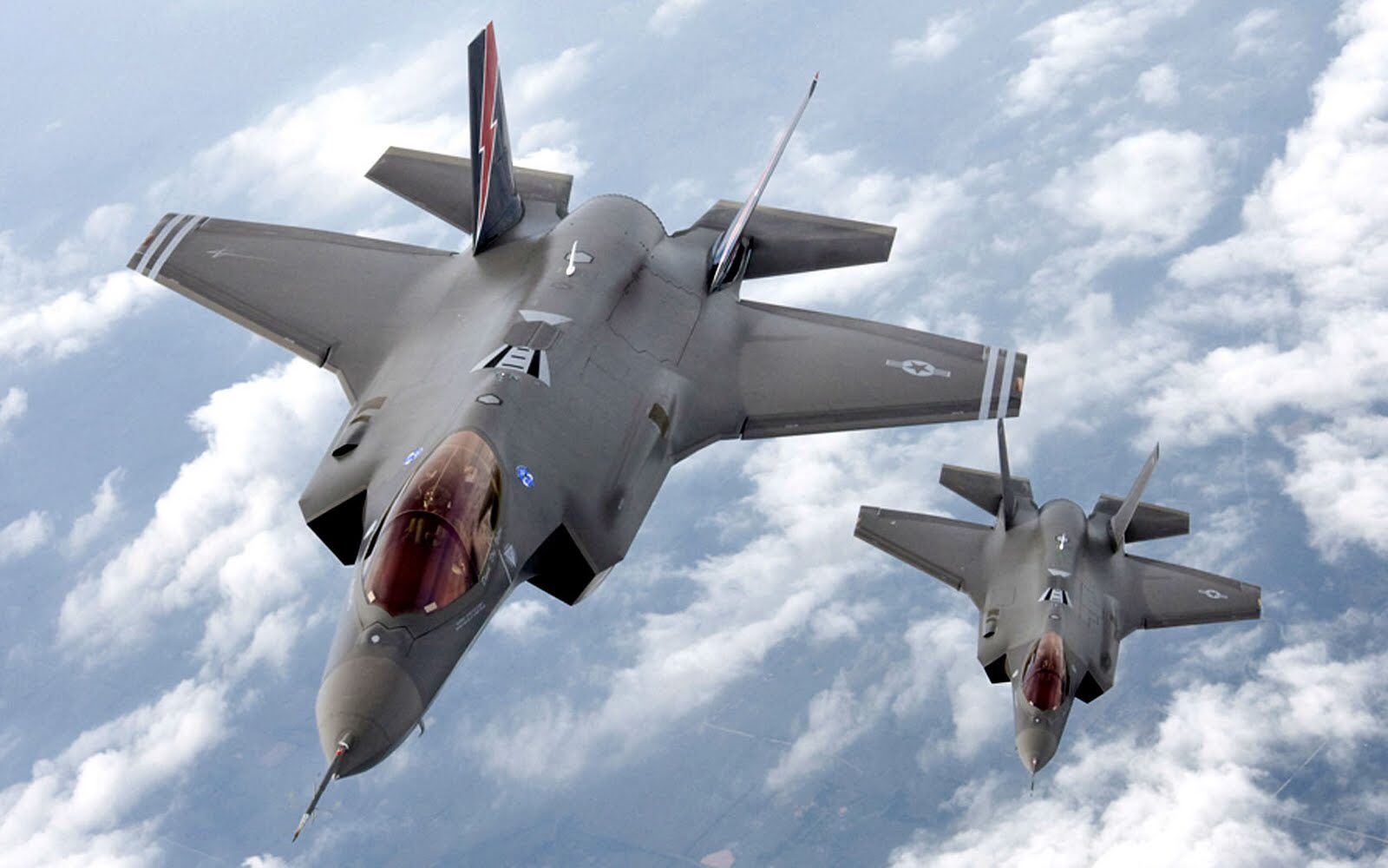 Lockheed Martin F-35 Lightning II. Top speed 1,930 km/h. | Fast and ...