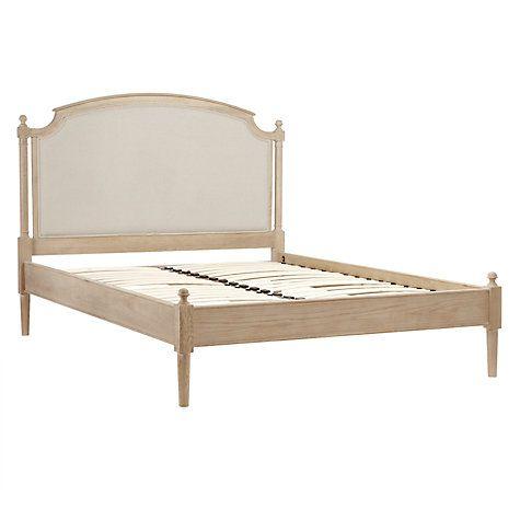Buy John Lewis Etienne Louis Low End Bed Frame King Size Online At Johnlewis