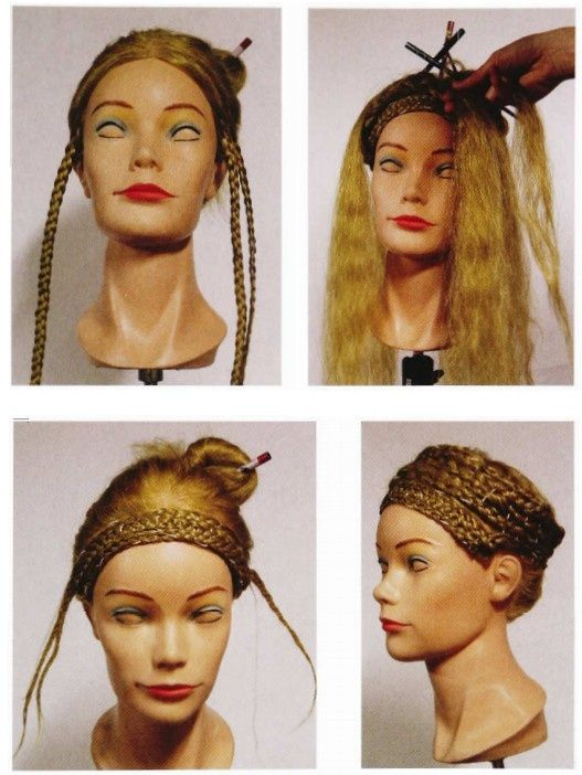 Ancient Roman Hairstyles I Vintage Hairstyles For Long Hair Roman Hairstyles Hair Styles