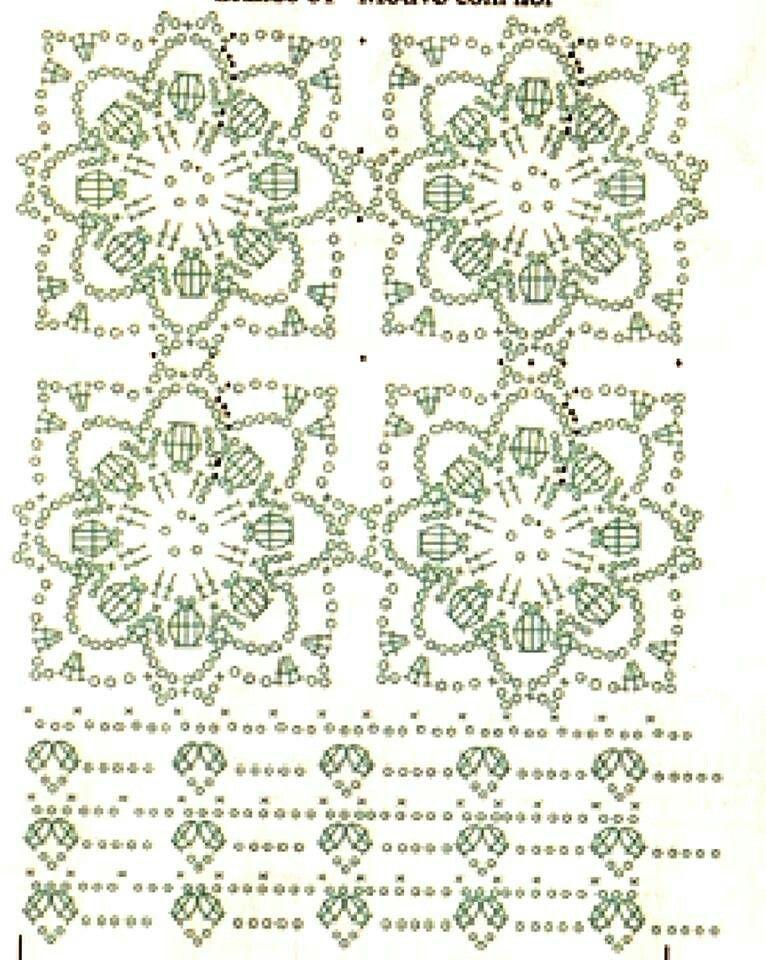 Crochet pattern | crochet, patrones gratis | Pinterest | Patrones de ...