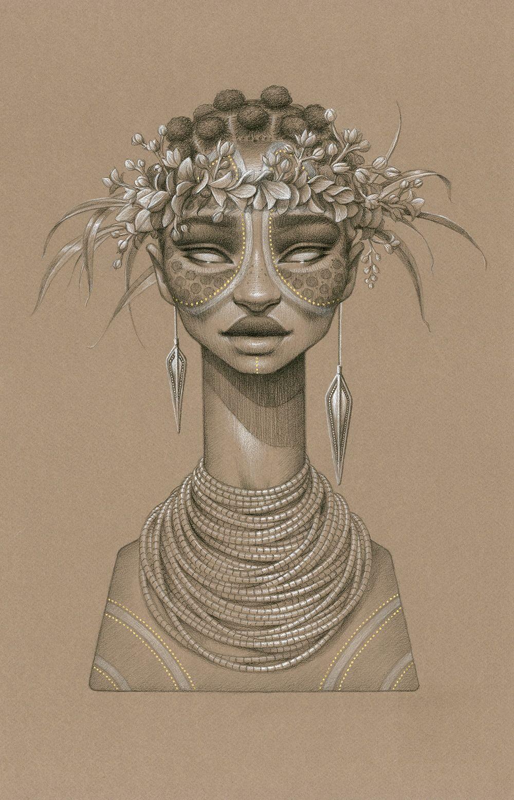 Resultado de imagem para Deusa Tsehai -  sara golish