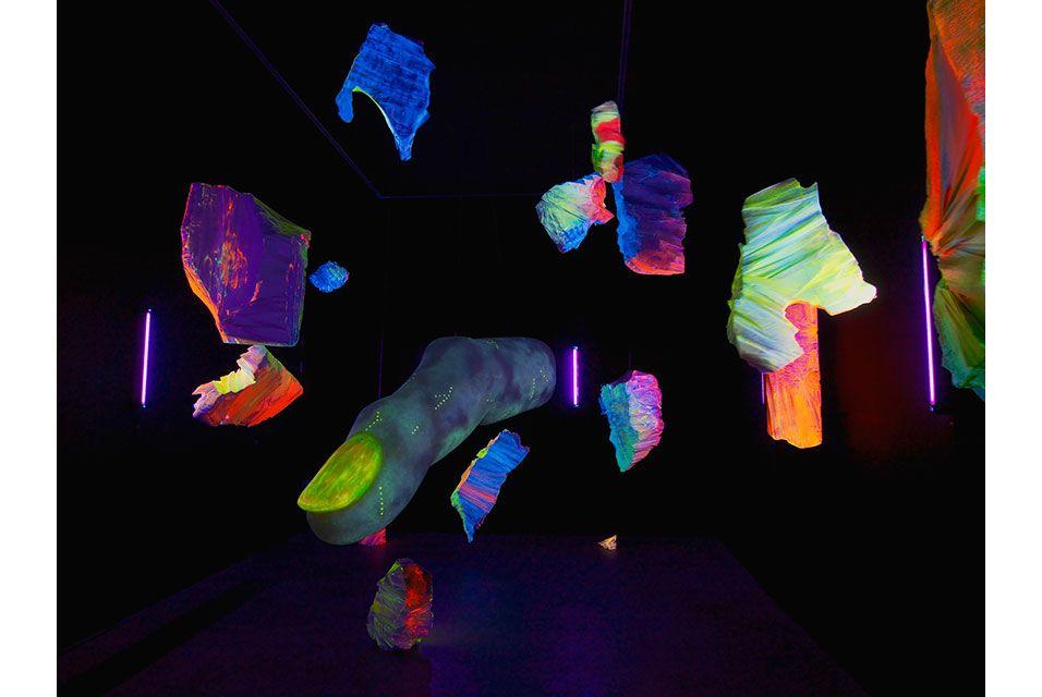 Gasworks presents first UK solo exhibition by Guatemalan artist Naufus Ramírez-Figueroa