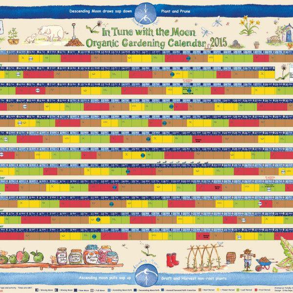 Moon Gardening Calendar 2021 | Garden calendar, Planting calendar